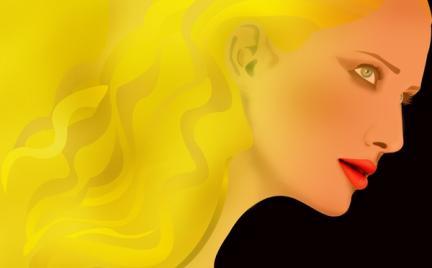Tajemnice kosmetyków: naturalna koloryzacja włosów blond