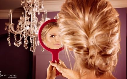 Joanna Krupa nową twarzą Secret Lashes