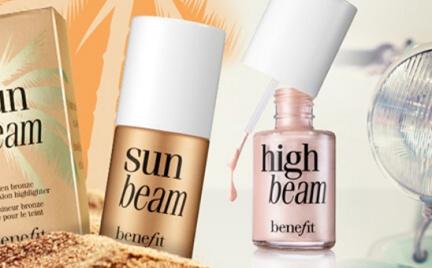 Zamienniki kosmetyczne: rozświetlacze jak High Beam Benefit