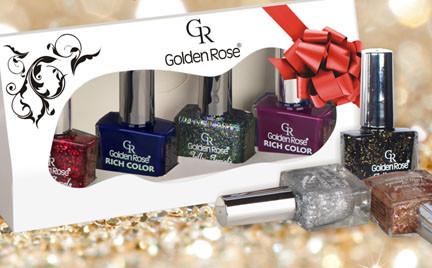Promocja: skomponuj swój zestaw lakierów Golden Rose