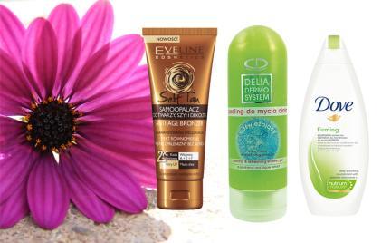 Nowości kosmetyczne: wiosenna skóra