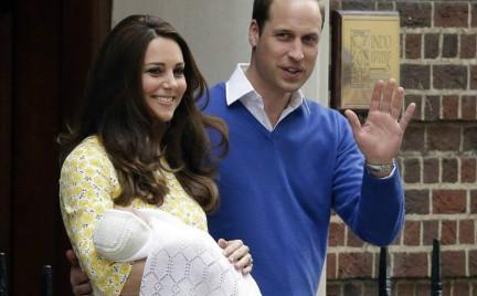 Księżna Kate urodziła drugie dziecko