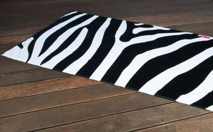 Bądź trendy na plaży - ręczniki Calvado