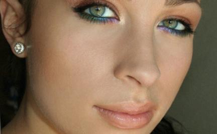 Makijaż 173 - dolna powieka