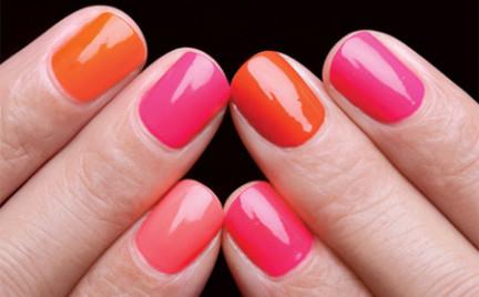 Top 5: słoneczny manicure