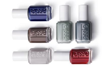 Linia tygodnia: szpiegowski styl w kolekcji Essie na jesień 2014