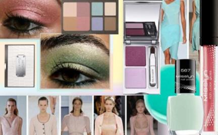Wiosenne trendy i makijaż według Misslyn i Artistry