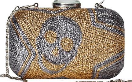 W stylu Alexandra McQueena: torebka Friis Company