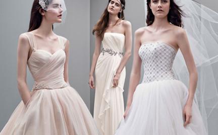 Jesienna kolekcja sukien ślubnych Vera Wang