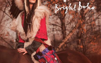 W stylu etno: kolekcja torebek Bright Boho