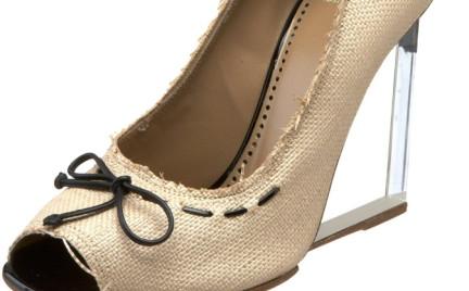 Nietypowy projekt: przewrotne buty Moschino