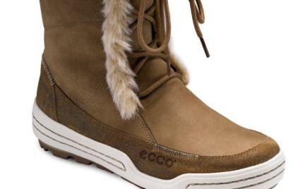Jak wam się podobają: buty na zimę Ecco