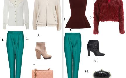 Porada: najmodniejsze spodnie na Święta