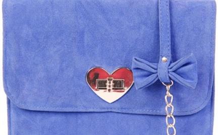 Walentynkowa alternatywa: pastelowa torebka Mohito