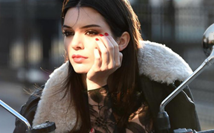 Kendall Jenner podpisała kontrakt z Estee Lauder. Nowa ikona modelingu czy 5 minut sławy