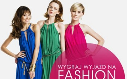 Wygraj wyjazd na Fashion Weekend z Top Secret