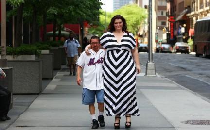 Amazon Amanda gigantyczna modelka która zarabia na zgniataniu facetów