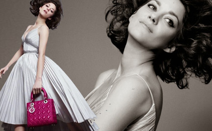 Marion Cotillard w wiosennej kampanii Lady Dior