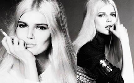 Nowe twarze modelingu we włoskim Vogue