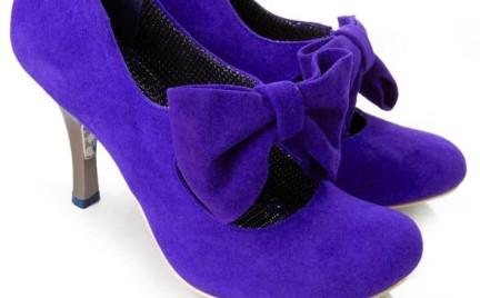 Jak Ci się podobają: pantofle Irregular Choice