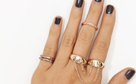 Biżuteryjny hit: maxipierścień