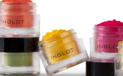 Kosmetyk tygodnia: Inglot Body Pigment Powder
