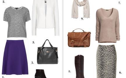Porada: jak nosić spódnicę midi