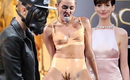 Top 10: najgorzej ubrane gwiazdy według magazynu Time