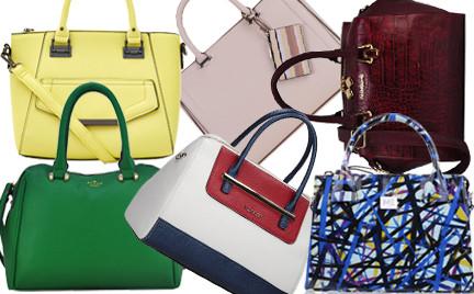 Kupujemy: poręczną torebkę na wiosnę