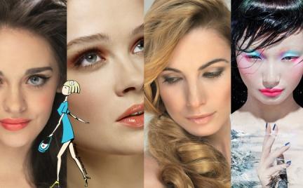 Kosmetyczna Agentka: przegląd wiosennych nowości makijażowych