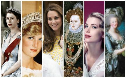 Urodowe sztuczki i sekrety członkiń rodzin królewskich