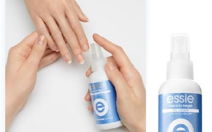 Nowości w salonach manicure: kuracja Essie Brightening