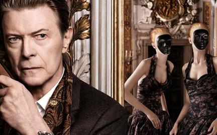David Bowie w kampanii Louis Vuitton. Zobacz pierwsze zdjęcia