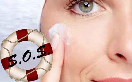 Ratowniczka Snobki: fotouszkodzenia skóry