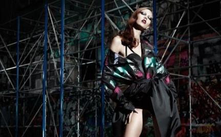 Karlie Kloss dla Jean Paul Gaultier