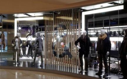 F F otwiera w Polsce pierwszy samodzielny sklep