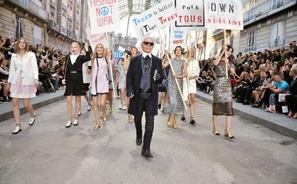 Protesty w świecie mody. Wiarygodne czy nie