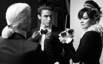Kolejna złota myśl Karla Lagerfelda
