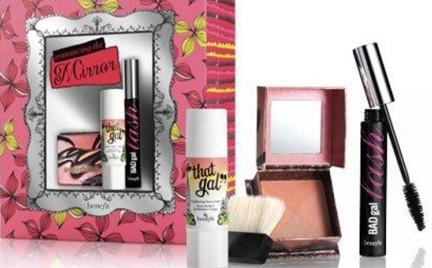 Jak się bawić makijażem czyli Benefit Cosmetics