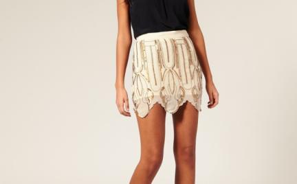 Z czym to nosić: spódnica Asos