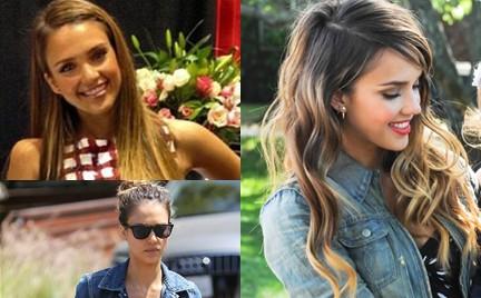 Która najlepsza: trzy stylizacje Jessiki Alby
