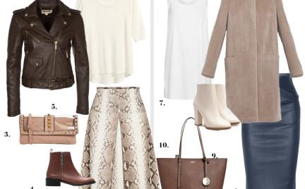 Porada: jak nosić spódnice jesienią