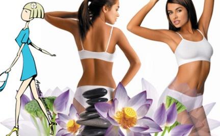 Kosmetyczna Agentka: relaks spa i antycellulit (37 kosmetyków i akcesoriów)