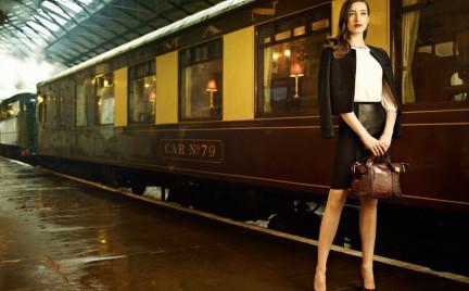 Wybierz się w podróż w Orient-Ekspresie kolekcja Ted Baker