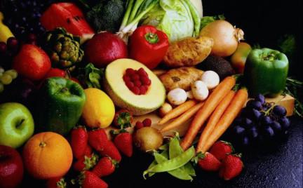 Tydzień szósty: jem pięć porcji warzyw oraz dwie porcje owoców dziennie