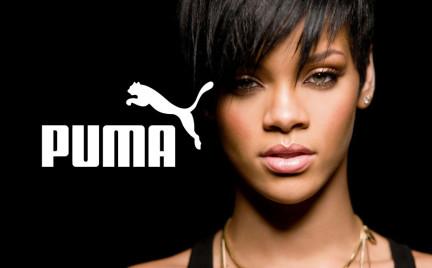 Rihanna dyrektorem kreatywnym marki Puma