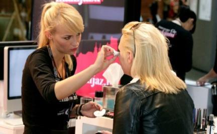 Zmień się na wiosnę Sephora uczy makijażu