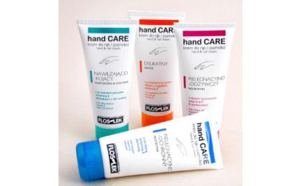 Kremy do rąk Floslek Hand Care