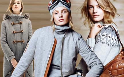 Szyk w zimowym kurorcie (i nie tylko) czyli Anna Jagodzińska w narciarskich stylizacjach Massimo Dutti