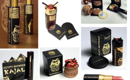 Kosmetyk tygodnia: bronzer zamiast różu czyli Tana Egypt-Wonder